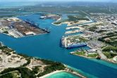 Freeport Container Port, Bahamas