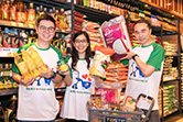 The fifth City Food Drive campaign, led by PARKnSHOP Hong Kong, collects over 63,700 food items worth over HK$1.48 million for Food Angel, which serves hot meals to beneficiaries.